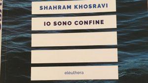 TALK CON SHARHAM KHOSRAVI: IO SONO CONFINE