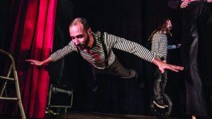 Zenith e Nadir di BigUp Circo