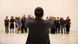 YUVAL AVITAL | VOCI, ICONE E RITI D'ARTE