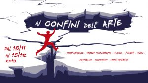 WORKSHOP AI CONFINI DELL'ARTE 2019