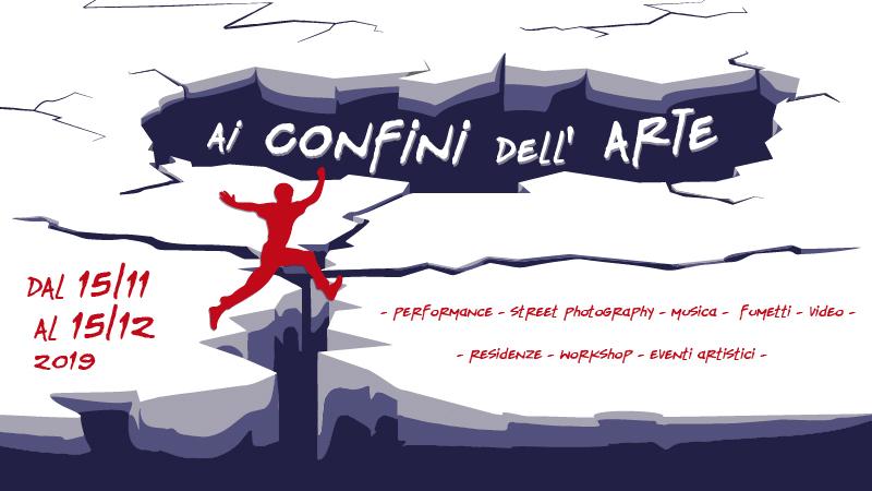 AI CONFINI DELL'ARTE 2019