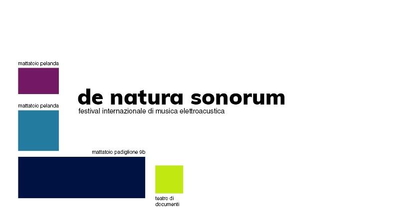 DE NATURA SONORUM