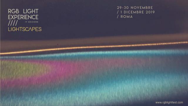 RGB LIGHT EXPERIENCE. ROMA GLOCAL BRIGHTNESS